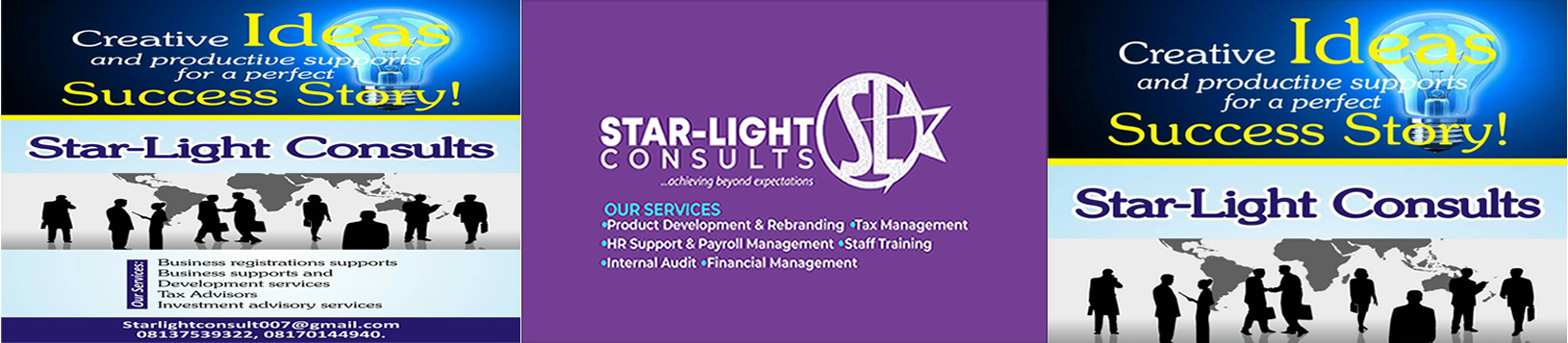 STAR LIGHT CONSULTS